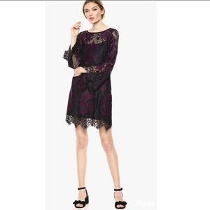 Rachel Roy Madeline lace dress NWT plus size